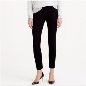 J.Crew wool blend Minnie cropped dress pants
